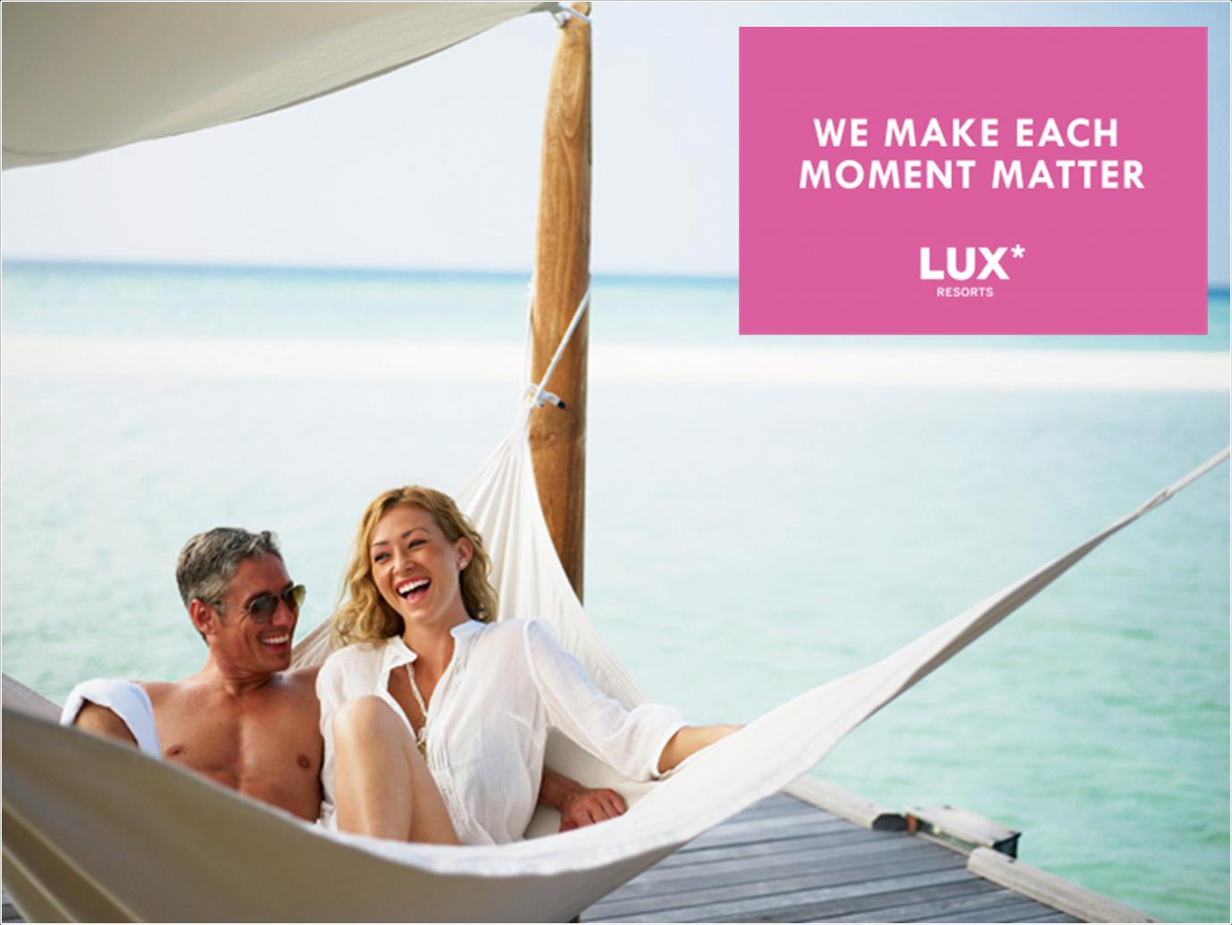 LUX Each Moment Matters