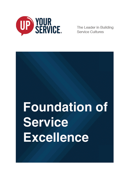 Customer Service Skills Training Porgram - Foundation of Service Excellence