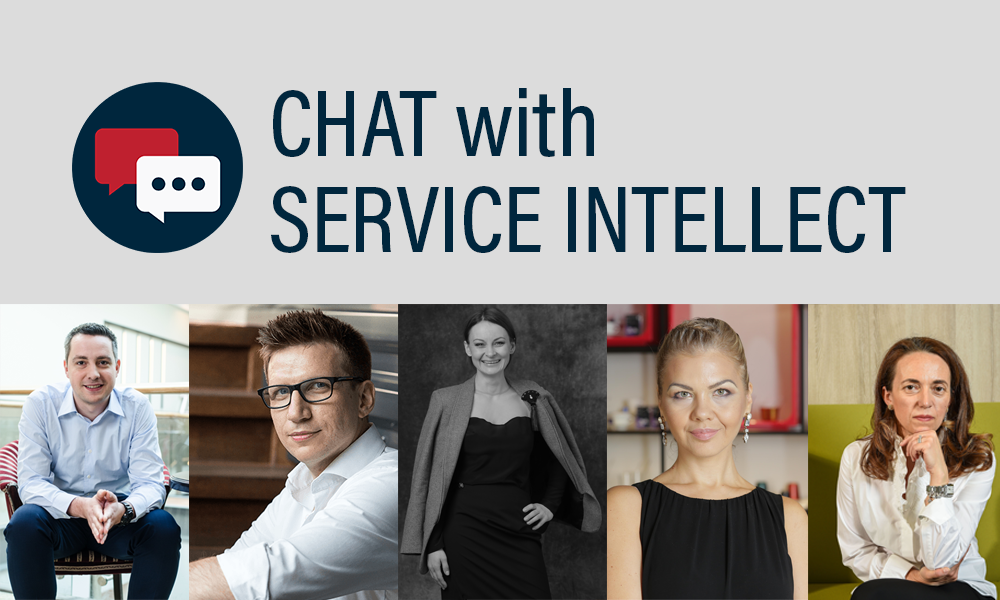 chat with Service Intellect is a article section. Here we interview CEOs and Key leaders of business environment. They all have lead companies that marked success in creating superior customer experience in their organization.